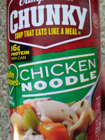 Campbell's chunky soup chicken & pasta - Product - en