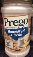 ALFREDO SAUCE - Produkt