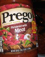 Prego - Product - en