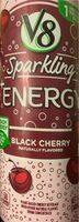 Sparking Energy Black Cherry - Product - en