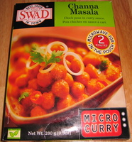 Channa Masala - Product