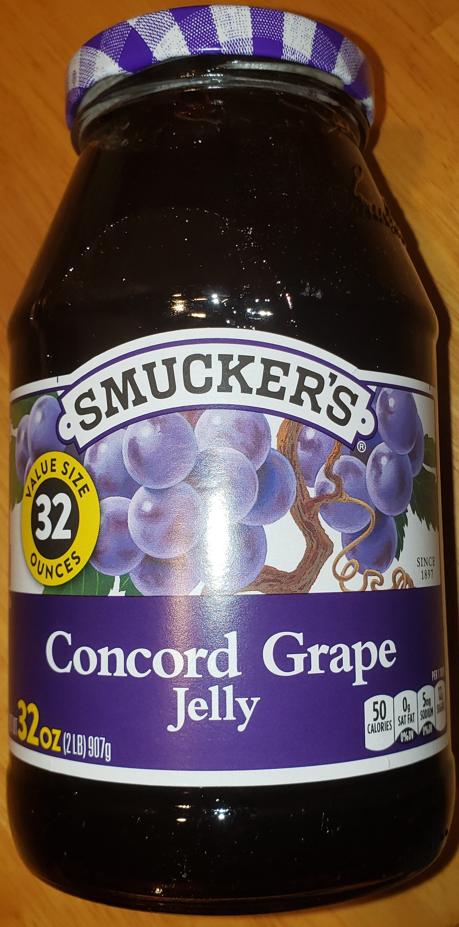 Concord Grape Jelly - Product