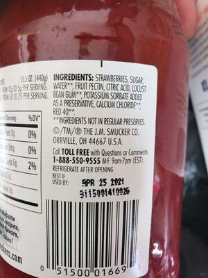 jelly - Ingredients - en