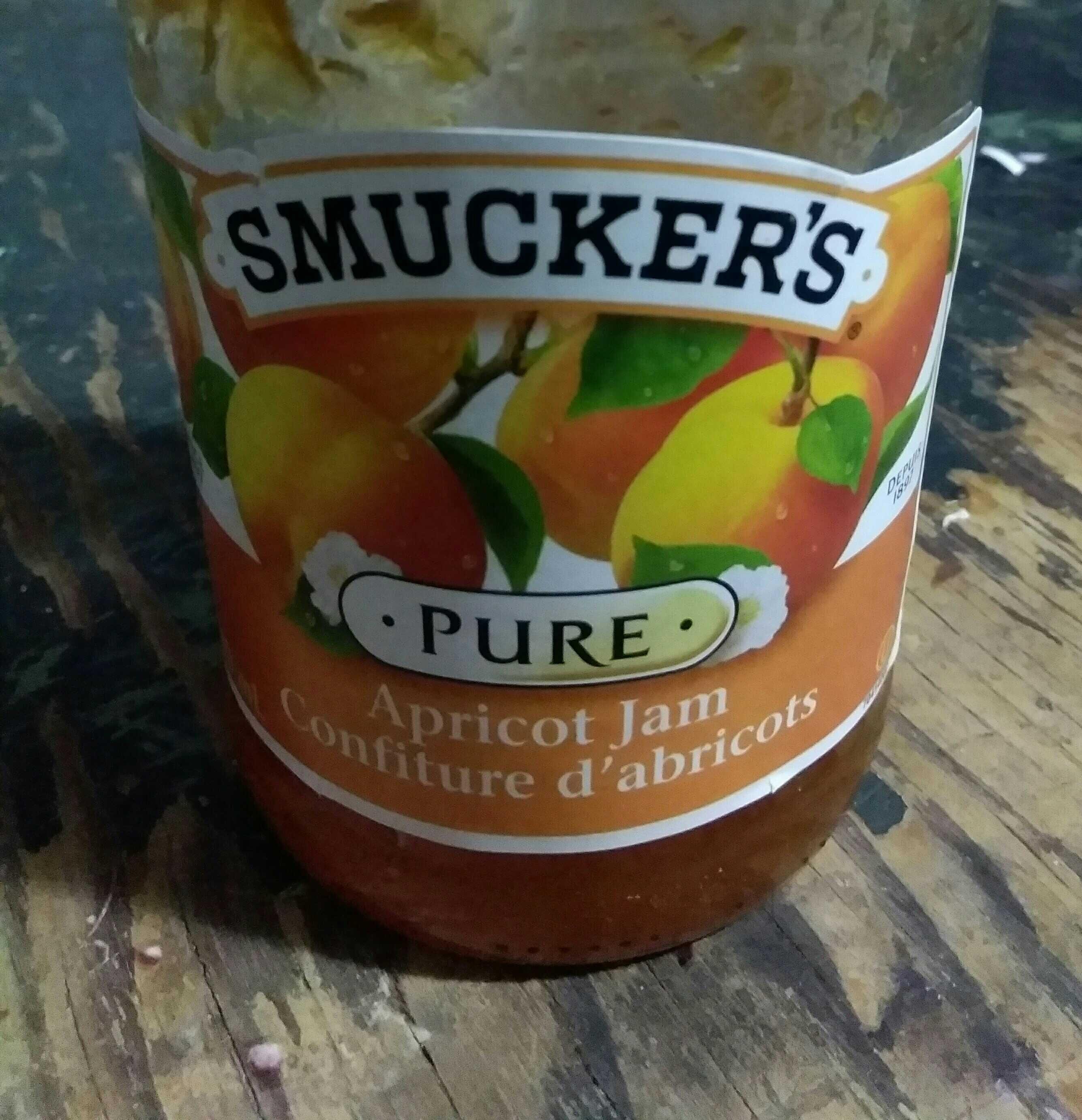 Apricot Jam - Product - en