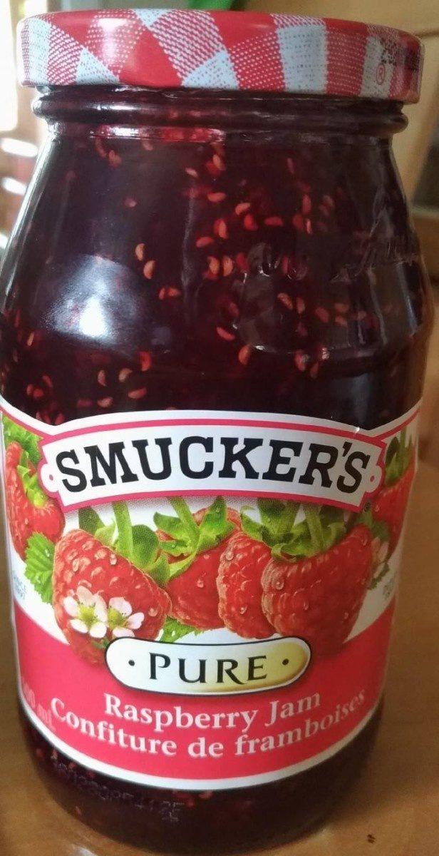 Raspberry jam - Produit - fr