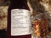 Confiture (fraise) - Product - en
