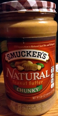 Peanut Butter CHUNKY - Product