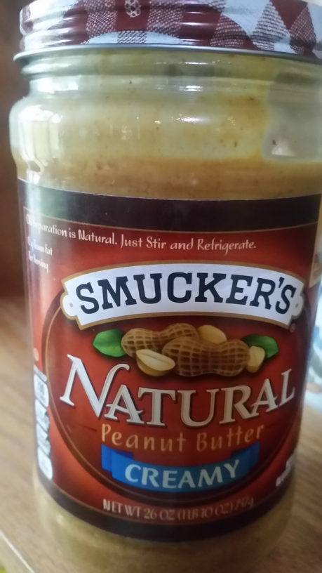 Natural Peanut Butter Creamy - Product