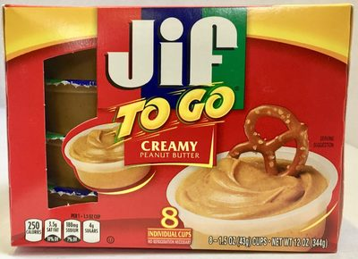 Jif TO GO - Product - es