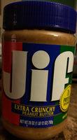 Extra Crunchy Peanut Butter - Product - en