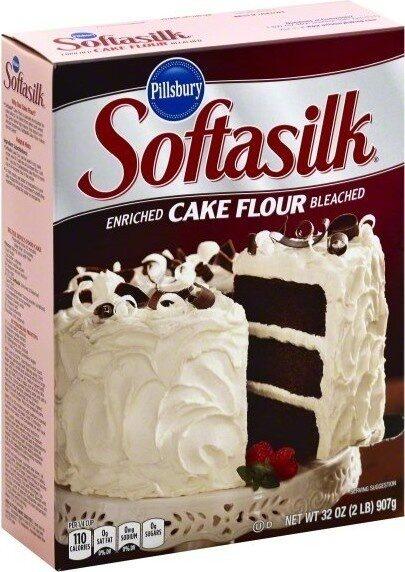 Pillsbury enriched cake flour bleached - Product - en