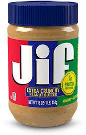 Extra Crunchy Peanut Butter - 1