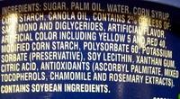 Creamy supreme vanilla - Ingredients - en