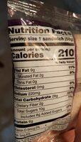 Peanut butter & grape jelly sandwich soft bread - Nutrition facts - en