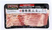 Hickory smoked uncured bacon - Product - en