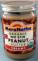 Maranatha, organic no stir peanut butter creamy - Product - en
