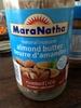 Beurre d'amandes / allons butter - Product