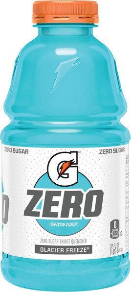 Zero glacier freeze sports drink - Product - en