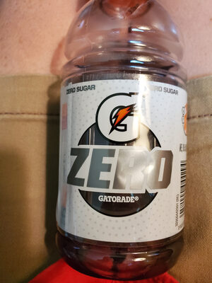 Grape zero sugar thirst quencher - Product - en