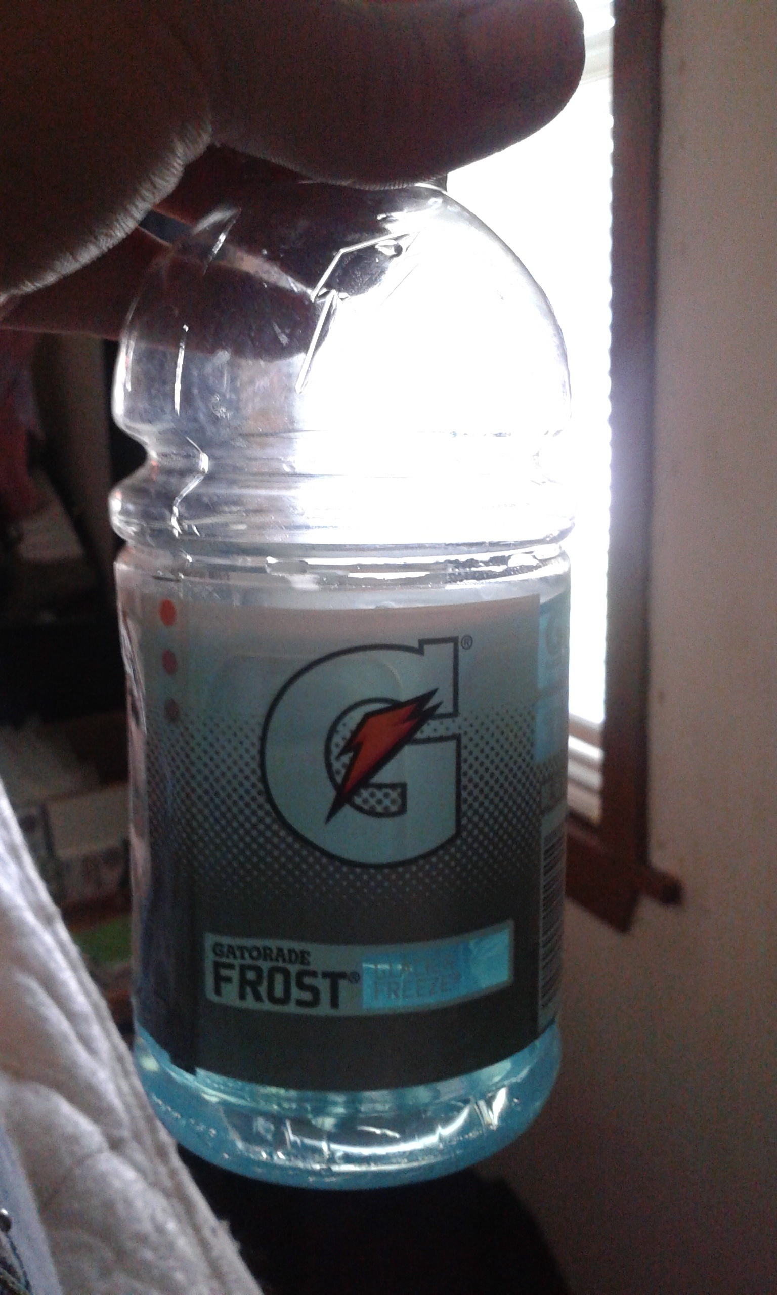 Gatorade thirst quencher frost glacier freeze - Product - en