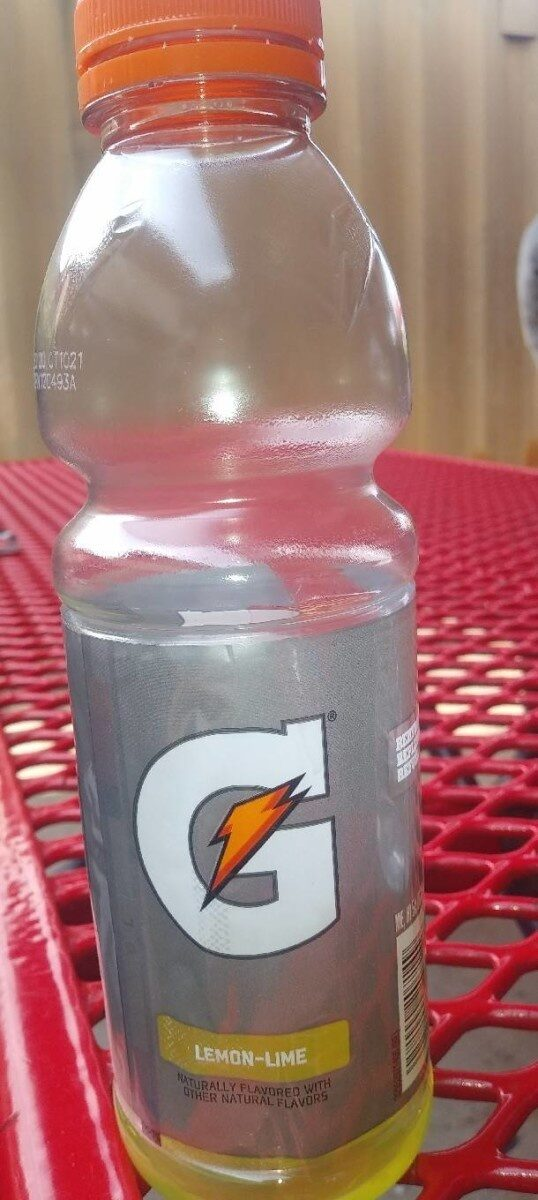 Lemon-lime thirst quencher, lemon-lime - Product - en
