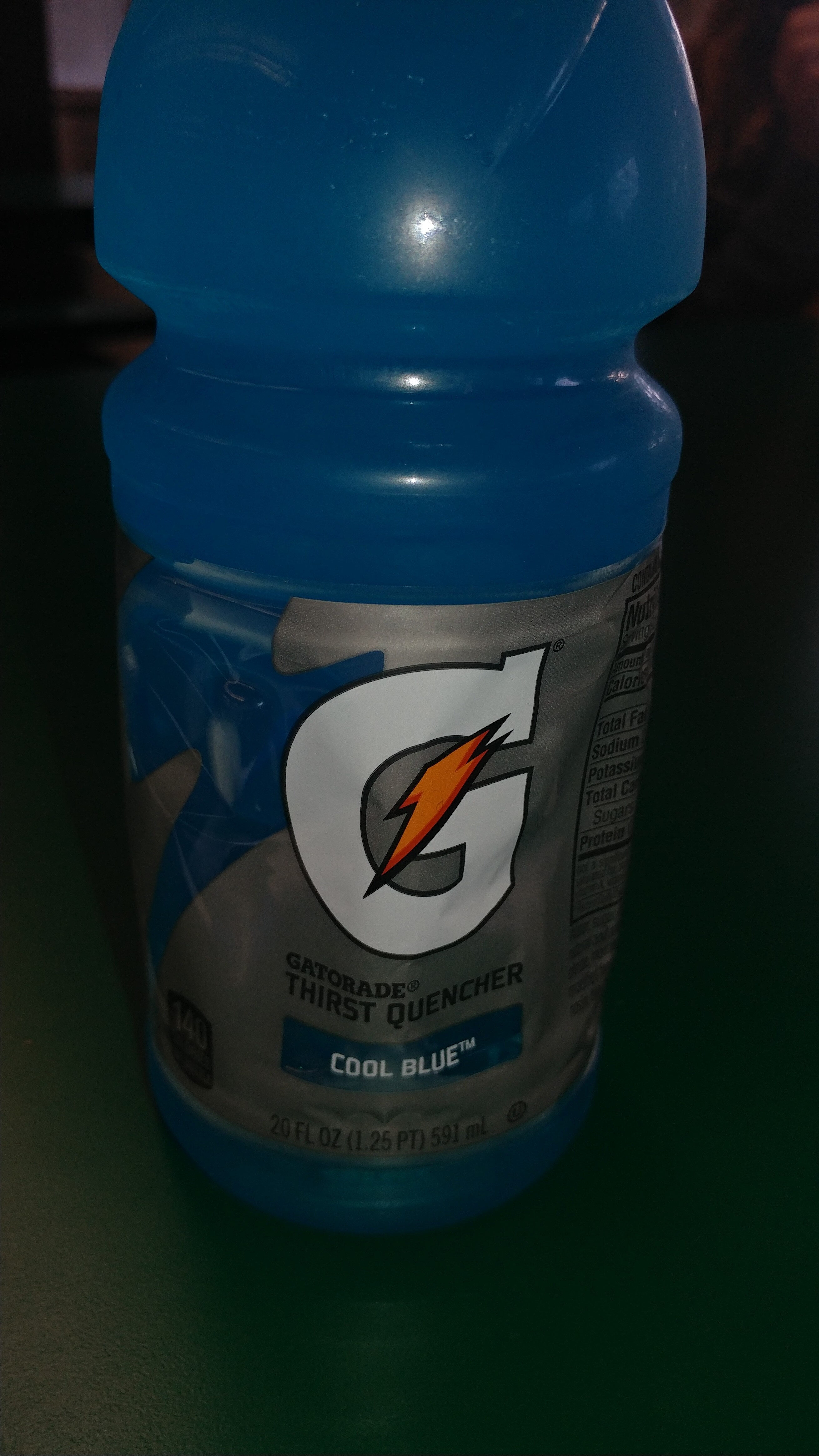 Cool blue thirst quencher, cool blue - Product - en