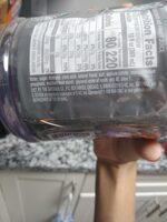 Riptide rush crisp & cool thirst quencher, riptide rush - Ingredients - en