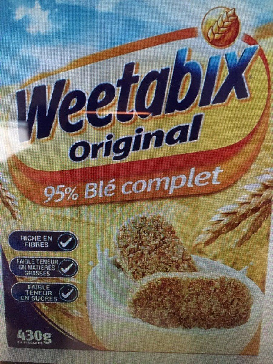 Weetabix Original 430 - Produit