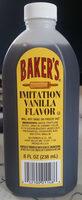 Imitation Vanilla Flavor - Product