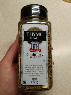 Thyme Leaves - Product