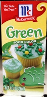 Green food color - Product - en