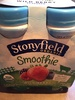 Stonyfield, smoothie, lowfat yogurt, wild berry - Product