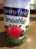 Stonyfield smoothie - Produit