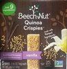 Beech-Nut Quinoa Crispies - Vanilla - Product