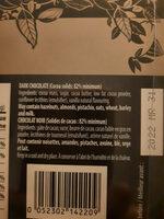 Chocolat noir - Ingrédients - fr