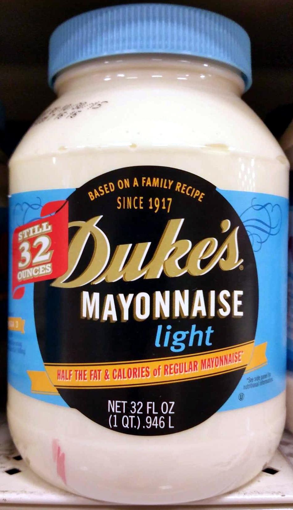 Light mayonnaise, light - Product - en