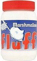Marshmallow fluff - Product - en