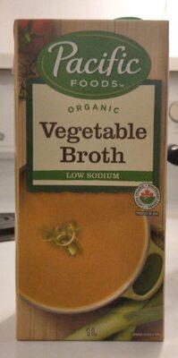 Organic Vegetable Broth - Product - en