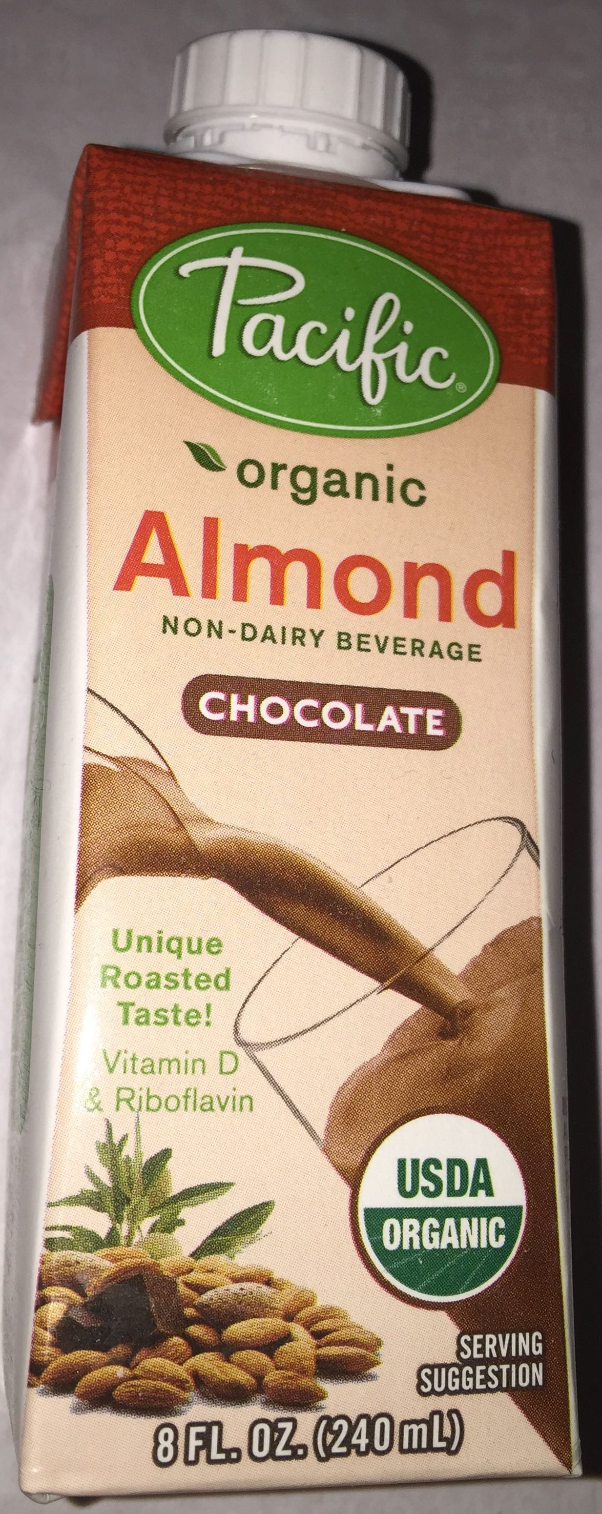 Organic almond - Produit - en