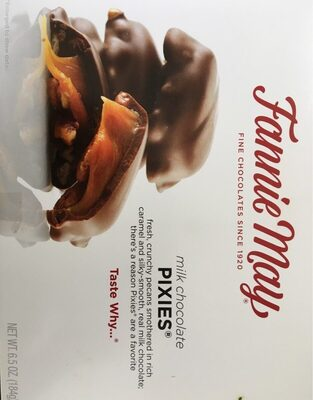 Milk chocolate pixies - Product - en