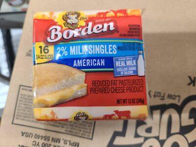Borden, american singles - Product - en