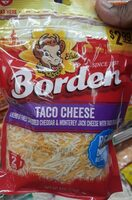 taco cheese - Product - en