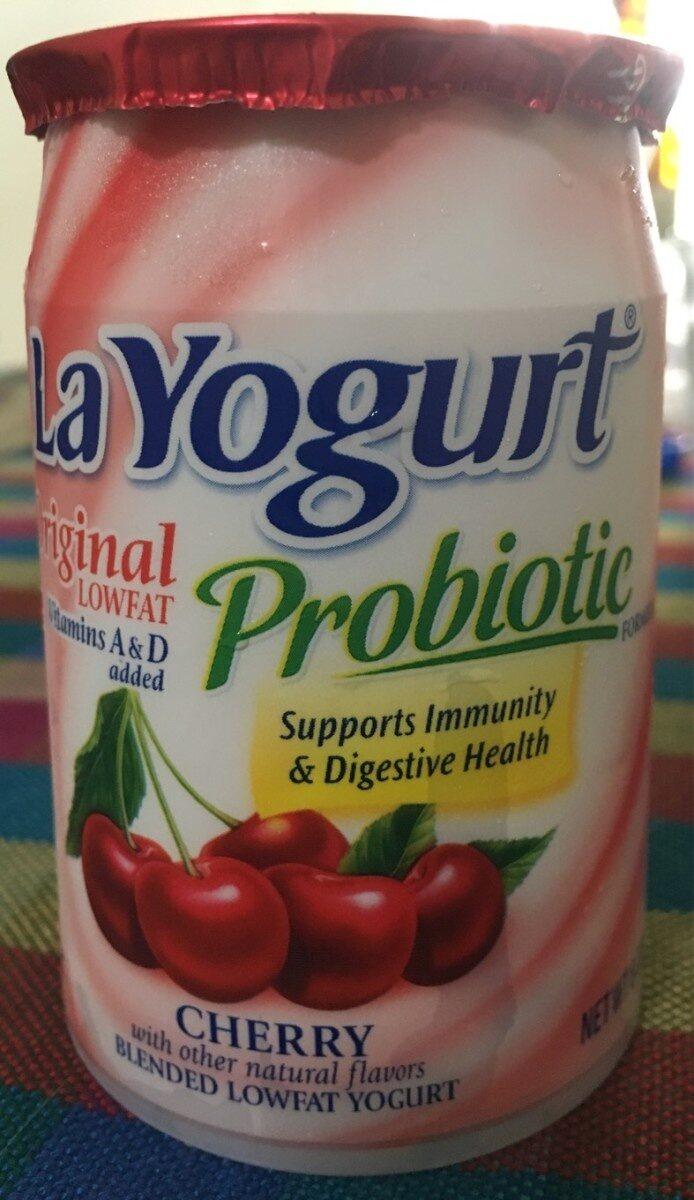 La Yogurt - Product - en