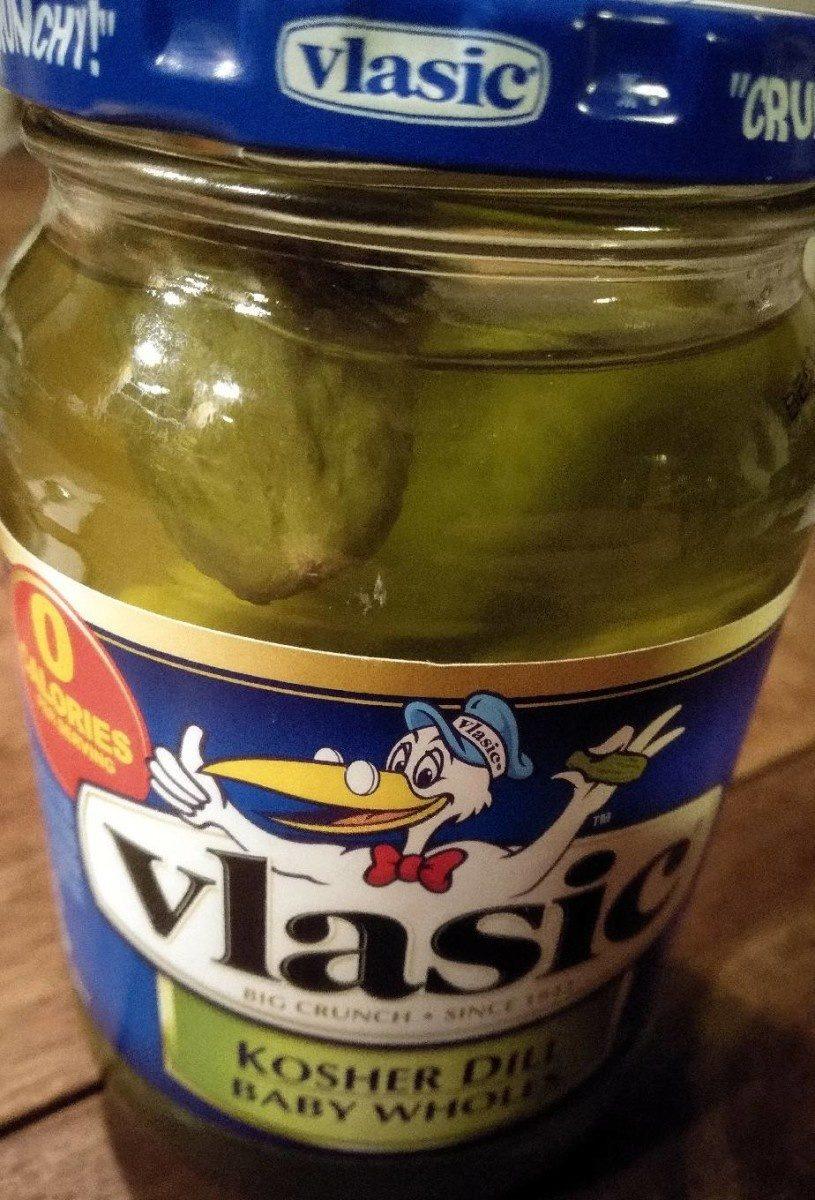 Crunchy pickle - Product - en