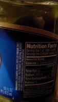 Crunchy pickle - Ingredients - en