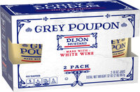 Dijon mustard - Product - en