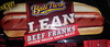 Ball park, lean beef franks - Product