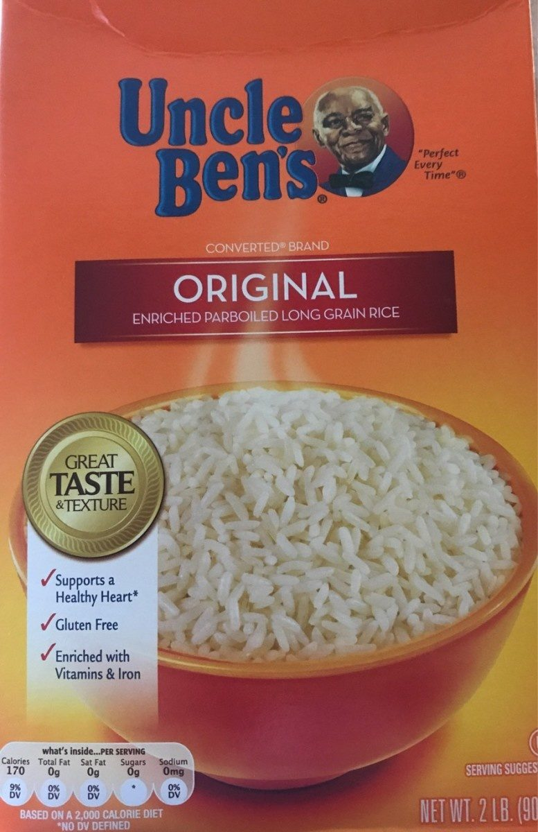 Original enriched parboiled long grain rice - Produit - fr