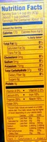 Original enriched parboiled long grain rice - Nutrition facts - en