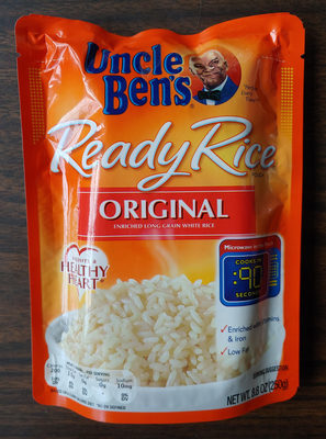 Original ready rice - Product - en